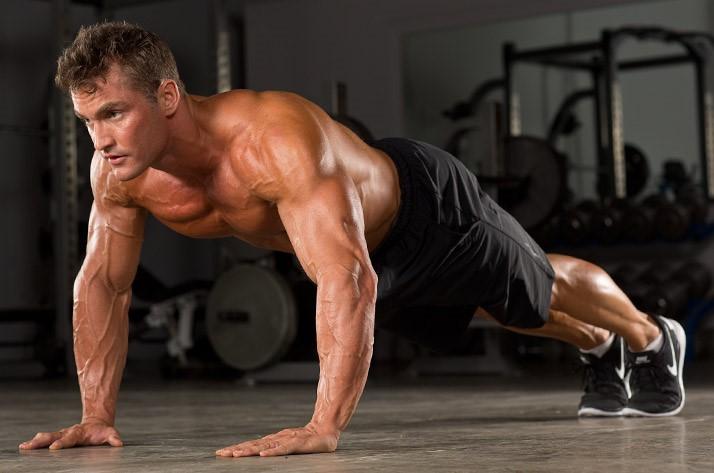 Exercitii pentru Piept - Masă Musculară