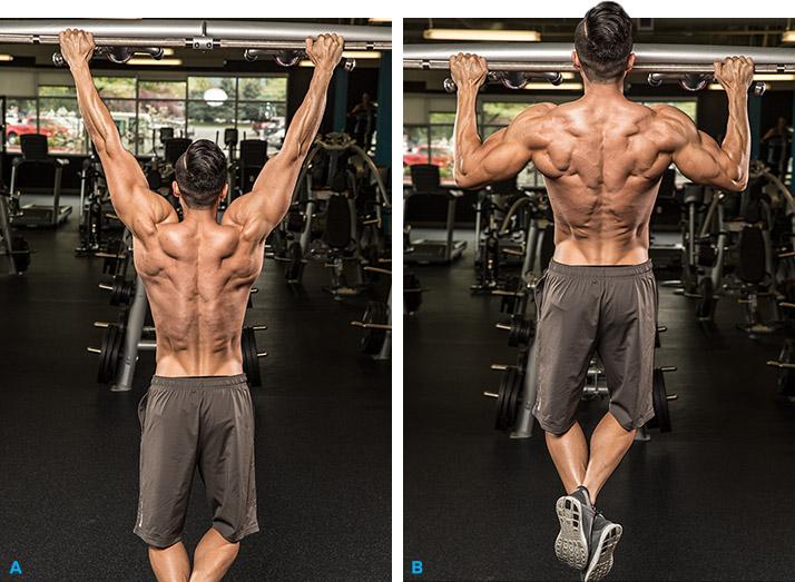 Antrenament pentru Spate și Biceps